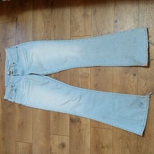 Abercrombie and Fitch Jeans Made in USA 6L